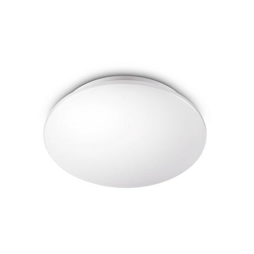 Philips plafondlamp Moire LED koelwit klein 6W