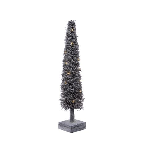 Kerstboom Micro-LED warm wit 80cm