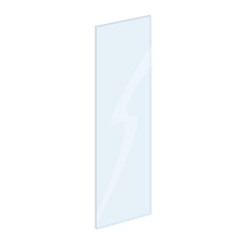 Vitrage pour verrière intérieure Atelier 108cm