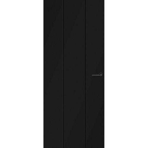 CanDo Capital binnendeur Riga zwart opdek links 88x211,5 cm