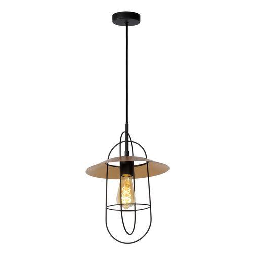 Lucide hanglamp Masson goud E27