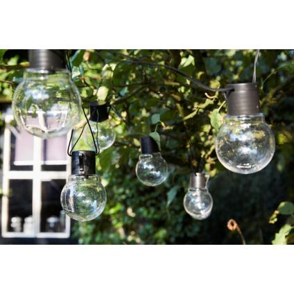 Luxform solar snoerverlichting Menorca