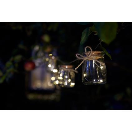 Luxform solar snoerverlichting Tormelinos