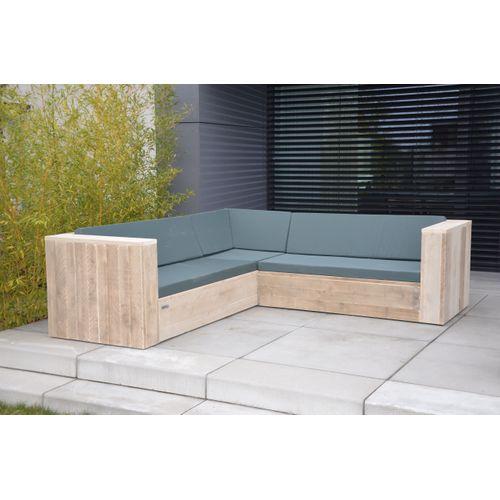 Wood4you fauteuil lounge One bois de construction 190x190x70cm