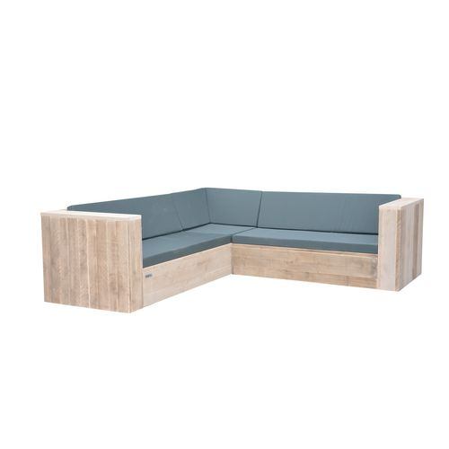 Wood4you fauteuil lounge One bois de construction 180x180x70cm