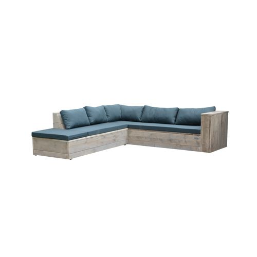 Wood4you fauteuil lounge Seven bois de construction 210x210x70cm