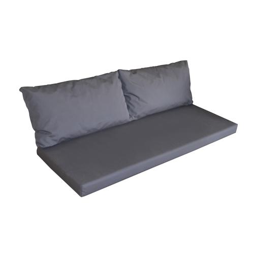 Fauteuil lounge Wood4you One bois douglas 220x250x70cm (forme L)