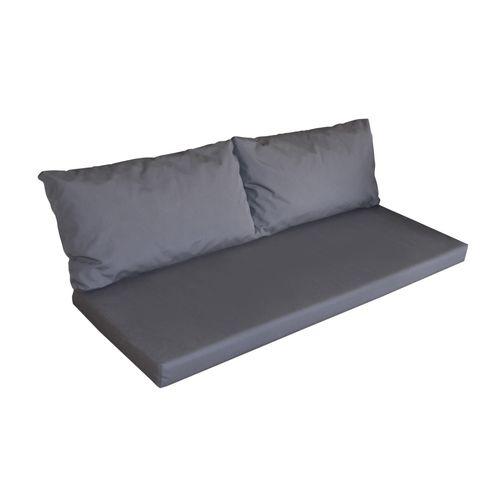 Fauteuil lounge Wood4you One bois douglas 220x200x70cm (forme L)