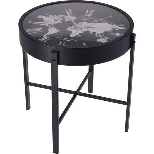 Table d'appoint Horloge D40cm