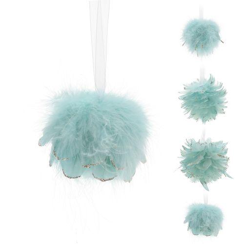 Hangertje Feather Ball 1 stuk