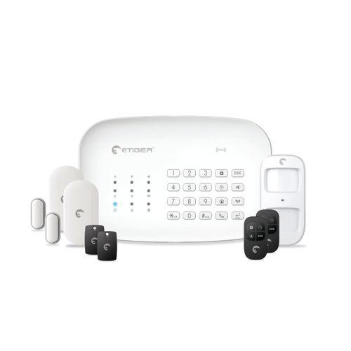 eTiger draadloos alarmsysteem S5