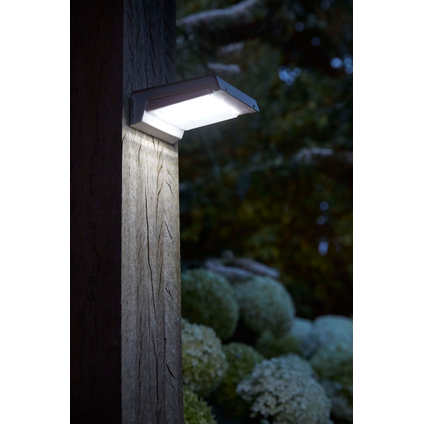 Luxform solar muurlamp Madison