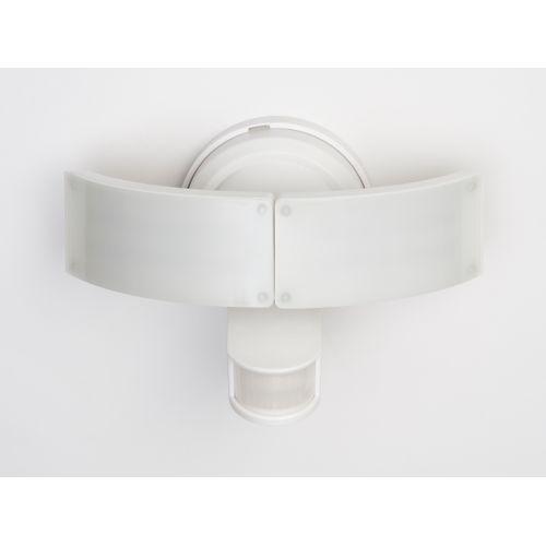 Luxform projecteur avec détecteur blanc