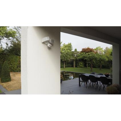 Luxform beveiligingsverlichting met sensor wit