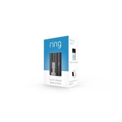 Ring batterij Quick Release