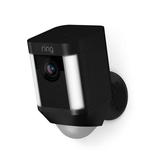 Ring batterij Spotlight cam zwart