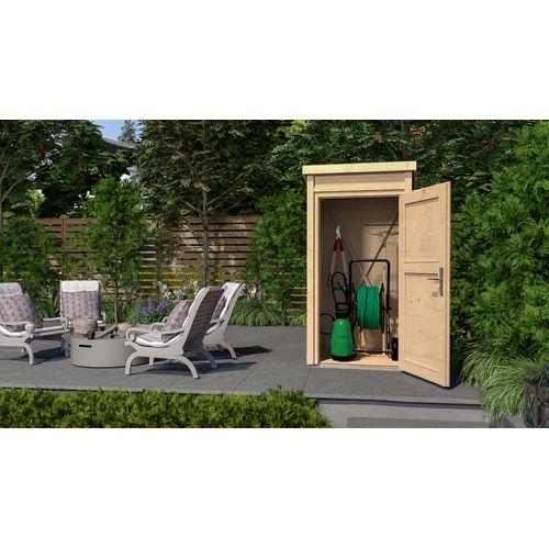 Armoire de jardin Weka100x100cm