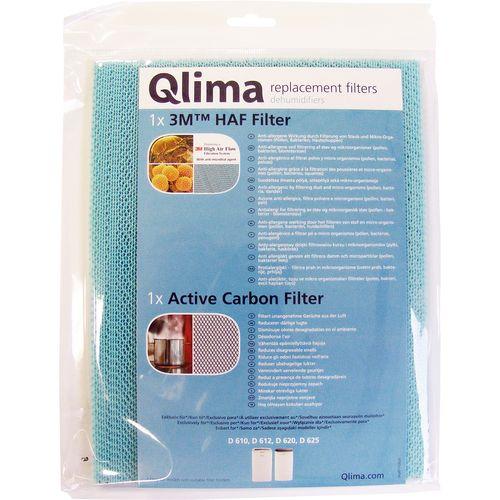 Filterset Qlima ontvochtiger D6-series