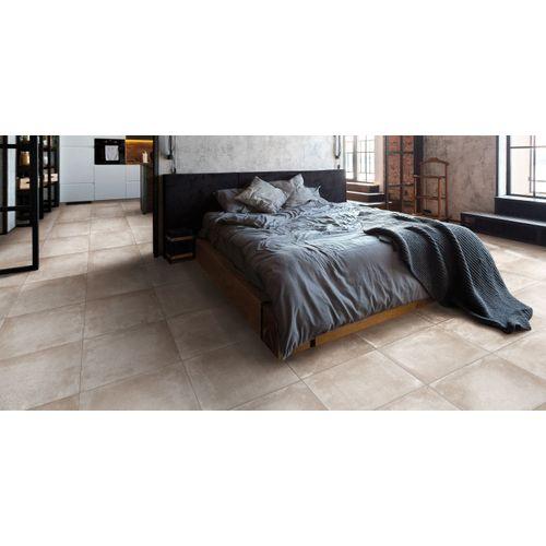 Opera vloer- en wandtegel steengoed betonlook grijs 60x60cm