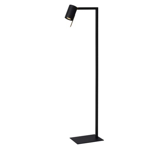 Lucide vloerlamp Lesley zwart GU11