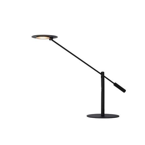 Lucide bureaulamp LED Anselmo zwart 9W