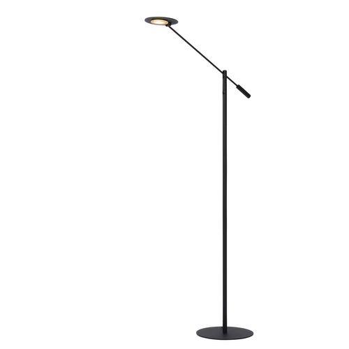 Lucide vloerlamp LED Anselmo zwart 9W