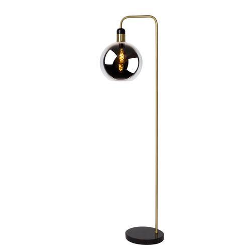 Lucide vloerlamp Julius fumé E27
