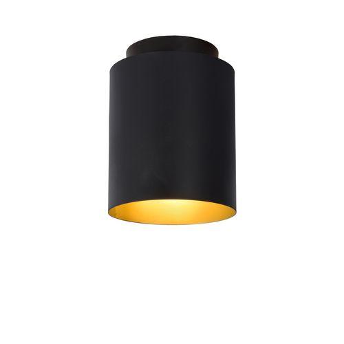 Lucide tafellamp Suzy zwart rond E15
