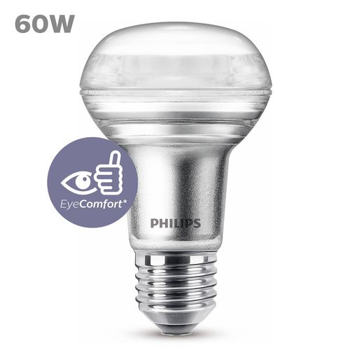 Philips LED reflector E14 4,5W warm wit
