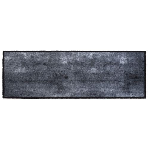 Paillasson XXL / Tapis de cuisine Sencys Prestige Concrete 50x150cm