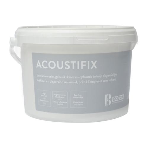 Coeck Acoustifix lijm voor Acoustic+ paneel 4kg