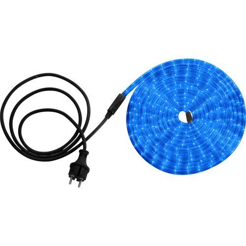 Globo lichtsnoer Light Tube LED blauw 6m
