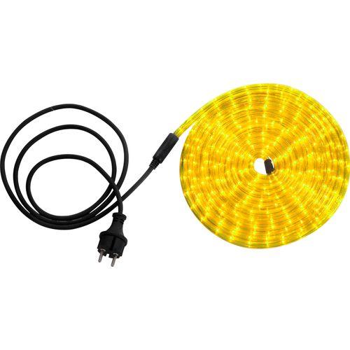 Globo lichtsnoer Light Tube LED geel 6m