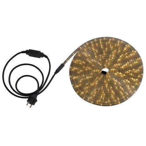 Globo lichtsnoer Light Tube LED warm wit 9m