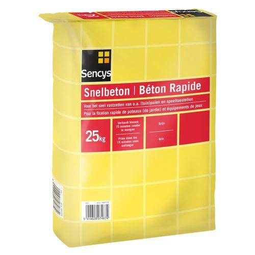 Sencys Snelbeton 25kg