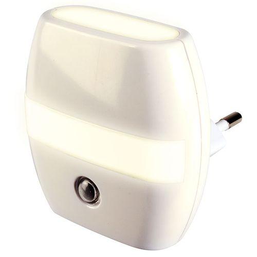 Alecto automatisch LED nachtlampje ANV-21 wit