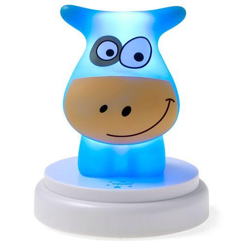 Alectonachtlampje LED koe model