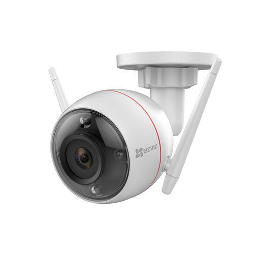 Ezviz caméra intelligente C3W + vision nocturne en couleur