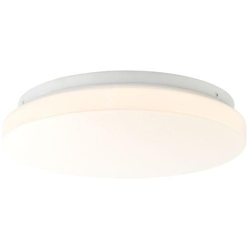 Brilliant plafondlamp LED Farica Starry wit 12W