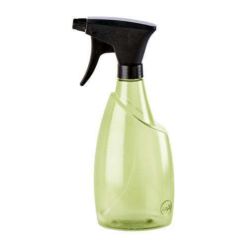 Emsa plantenspuit Fuchsia 0,7L transparant fles groen