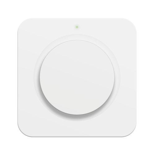 KlikAanKlikUit draadloze draaiknop voor het dimmen of schakelen van Start-Line dimmers en ALED-Lampen