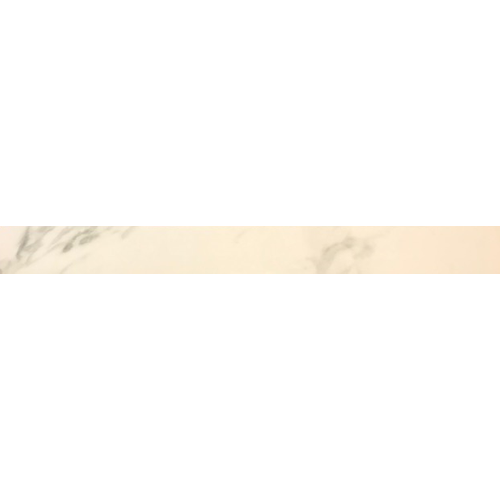 Plint Calacata White 7x60cm 1 stuk