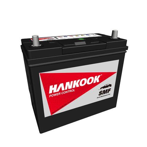 Hankook calcium startaccu 12V 45AH 360A EN S:1 P:1 B00 B24