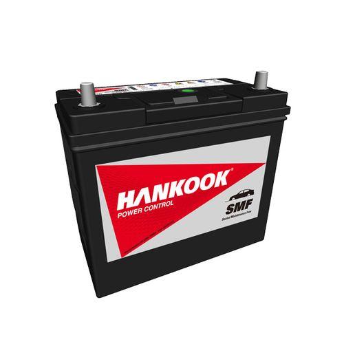 Hankook calcium startaccu 12V 45AH 360A EN S:1 P:3 B00 B24