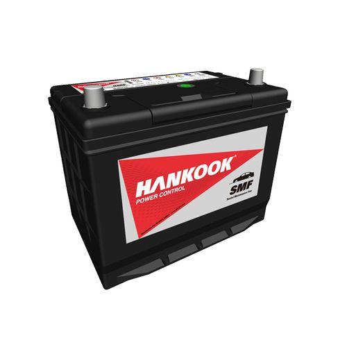 Hankook calcium startaccu 12V 60AH 480A EN S:1 P:1 B01 D26