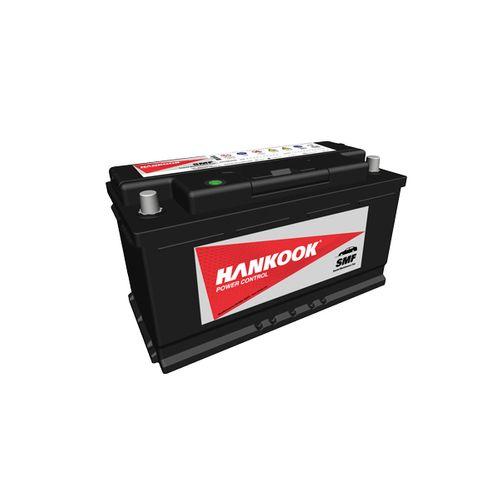 Hankook calcium startaccu 12V 100AH 850A EN S:0 P:1 B13 L05