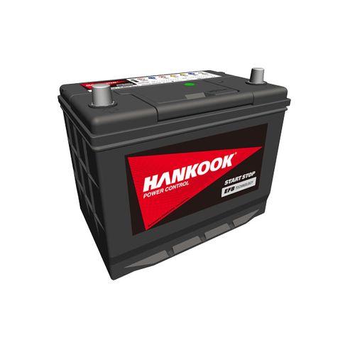 Hankook EFB startaccu 12V 68AH 730A EN S:0 P:1 B01 D26