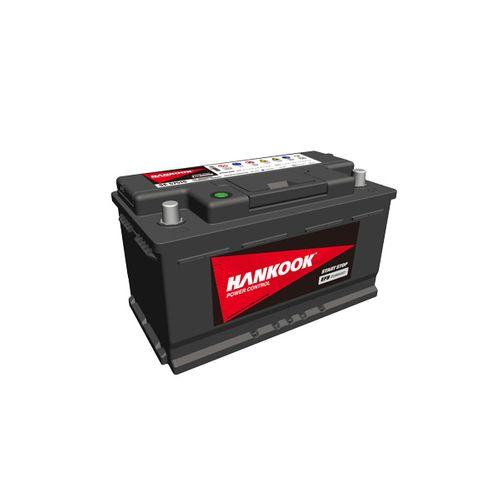 Hankook EFB startaccu 12V 75AH 730A EN S:0 P:1 B13 LB4