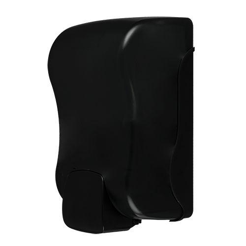 Distributeur de savon rechargeable Edge noir