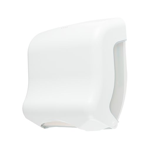 Distributeur de serviettes Edge Mini blanc